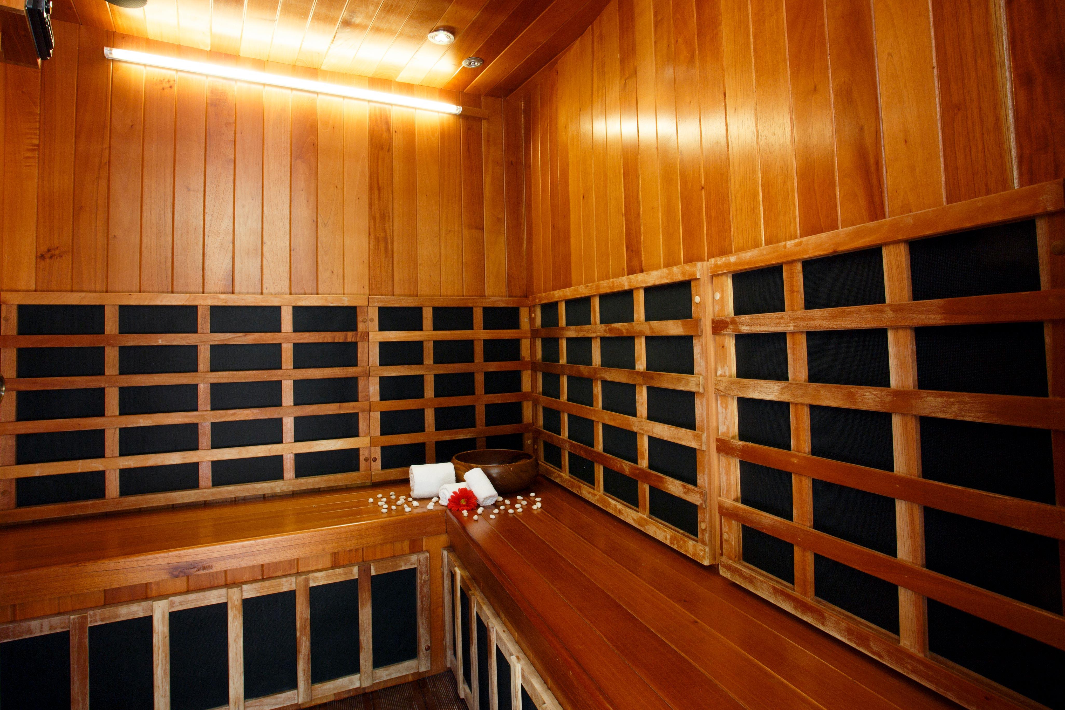 Sauna Quinta Sauz